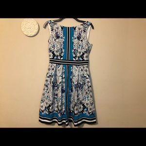 New York & Co floral dress